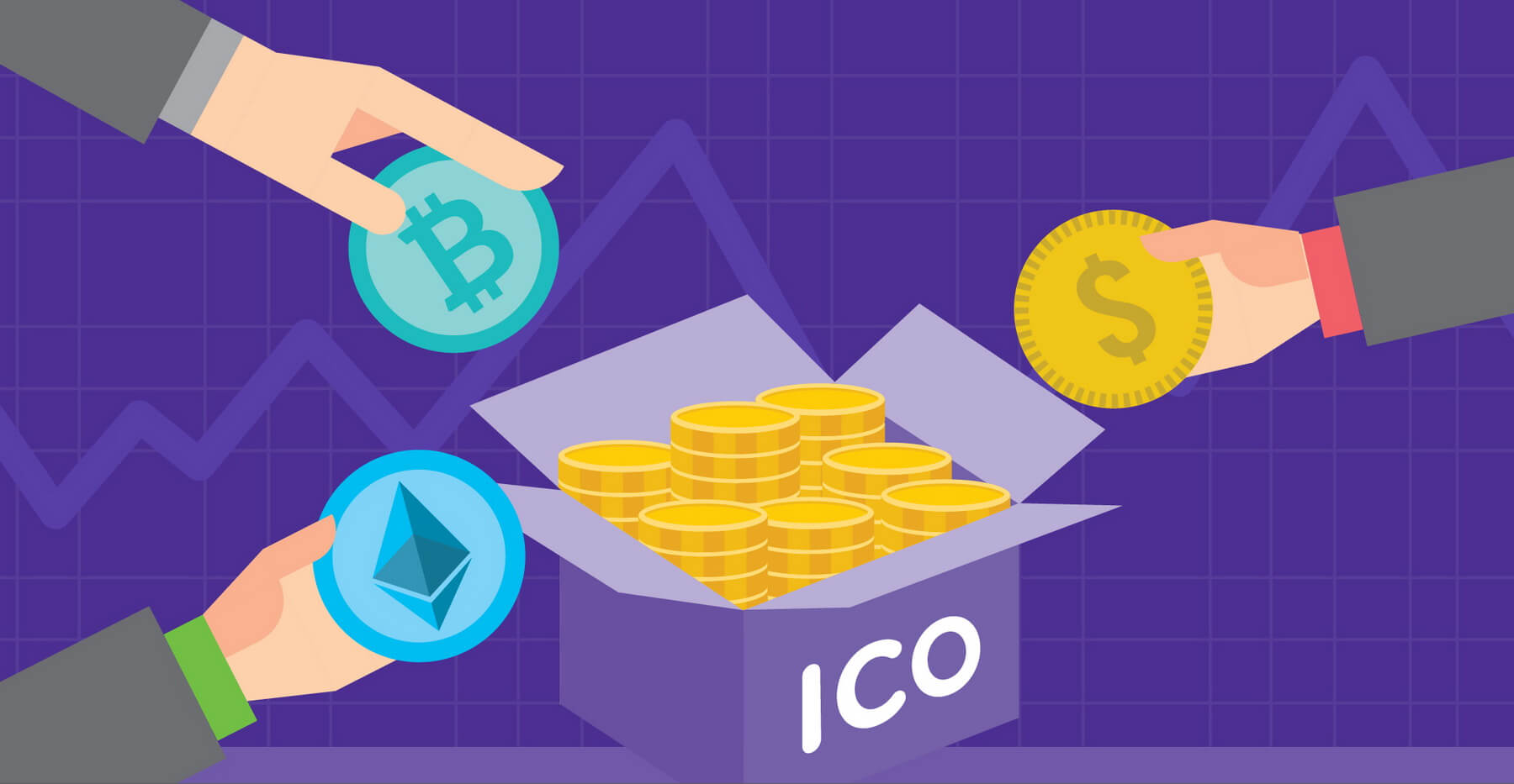 Цель инвестиций в ICO-токены