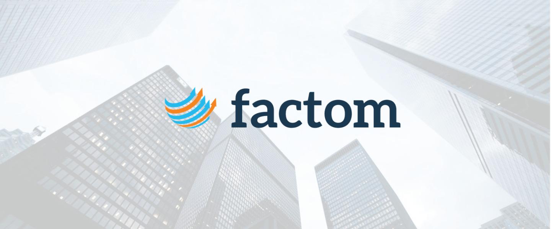 Обзор криптовалюты Factom (FCT)