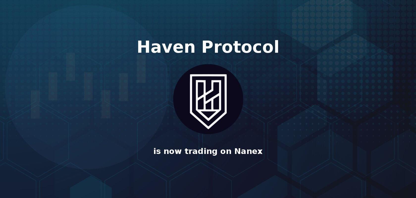 Что такое Haven Protocol