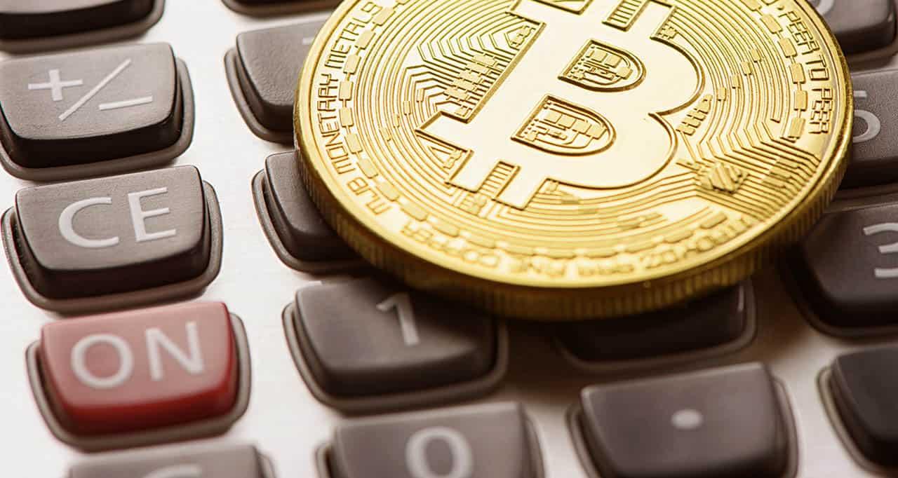 Калькулятор для криптовалюты Биткоин