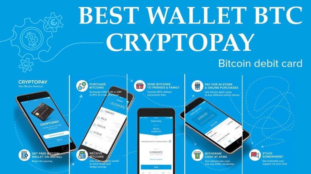 Кошелек Cryptopay