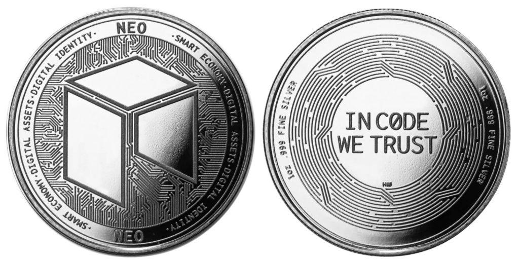 Монеты НЕО (NEO)