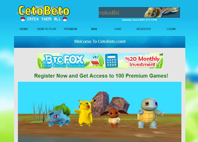 Ресурс Cetobeto.com