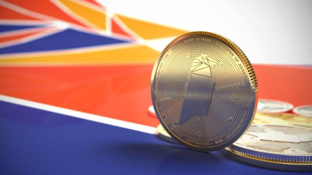 Монета Ravencoin (RVN)