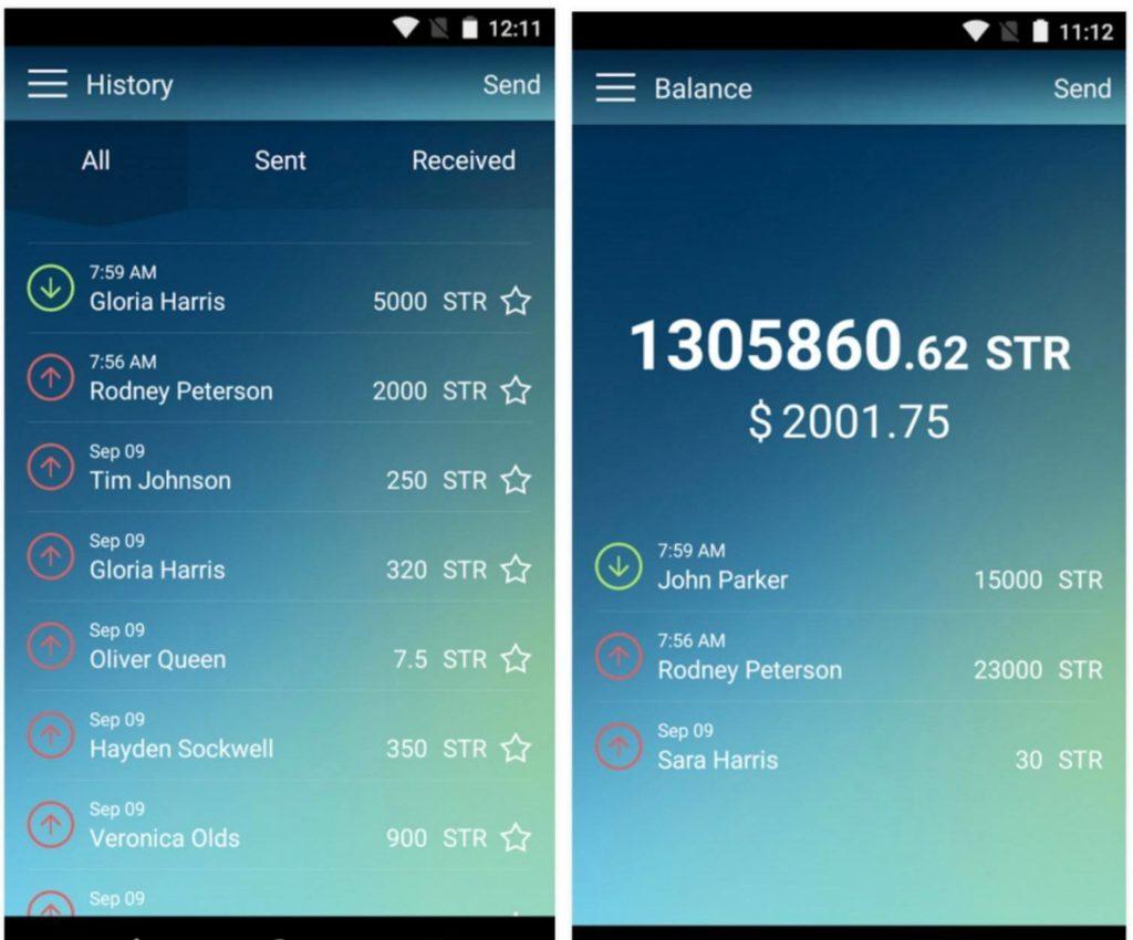 Мобильное приложение Lobstr