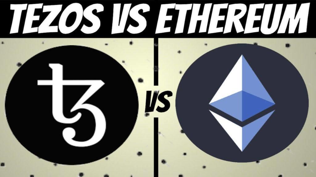 Отличия Tezos от Ethereum