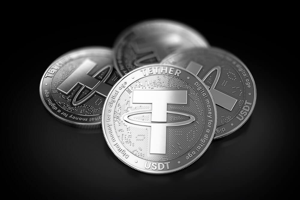 Монеты Особенности Tether USDT