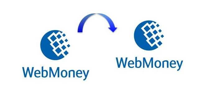 Как перевести деньги со счета в ВебМани на ВебМани