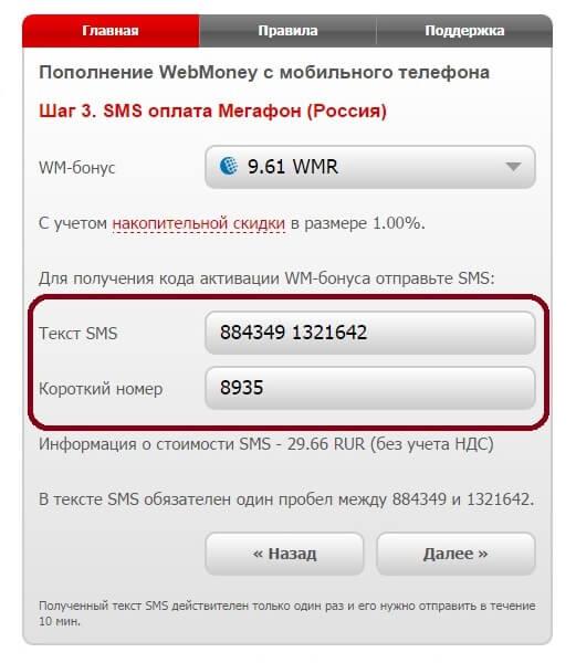 Перевод с помощью WMSIM: шаг 3