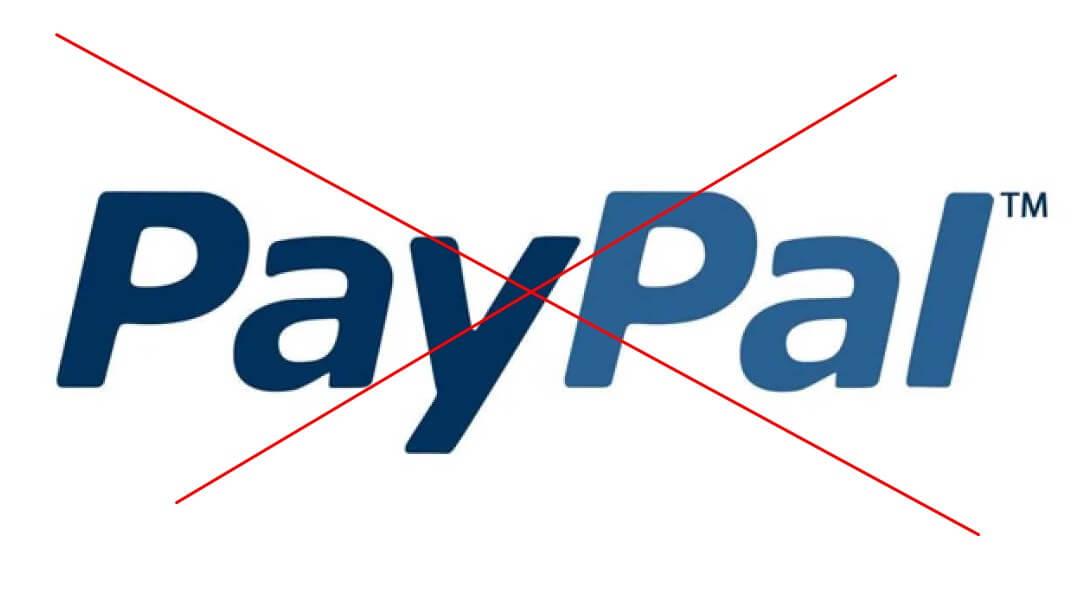 Как удалить paypal-аккаунт