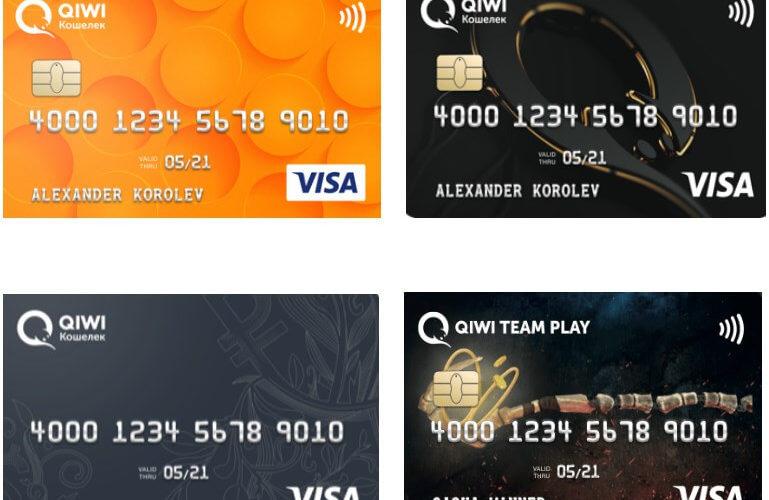 Обзор банковских карт Киви