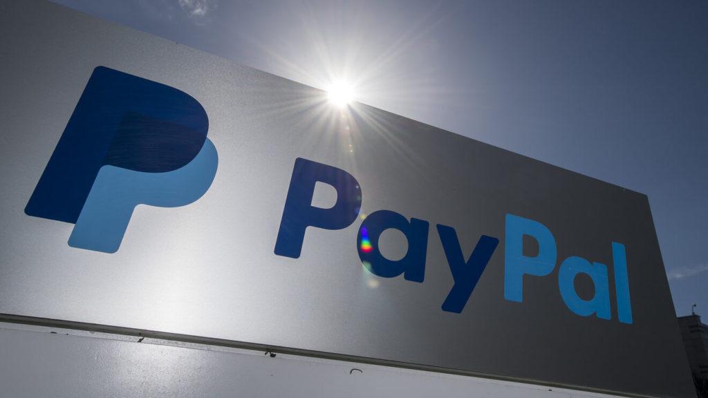 История PayPal