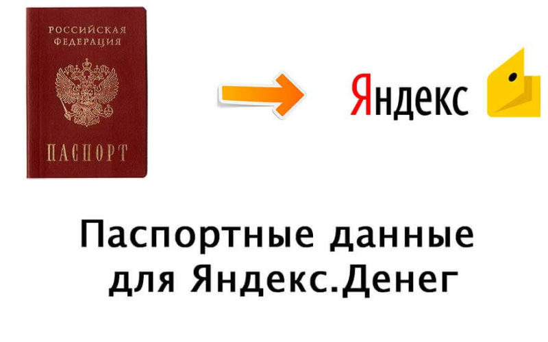 Зачем в платежной системе Яндекс нужны данные паспорта