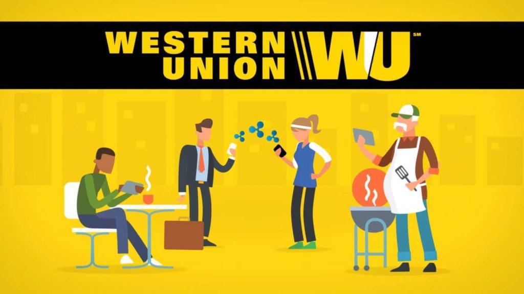 Транзакции с помощью Вестерн Юнион