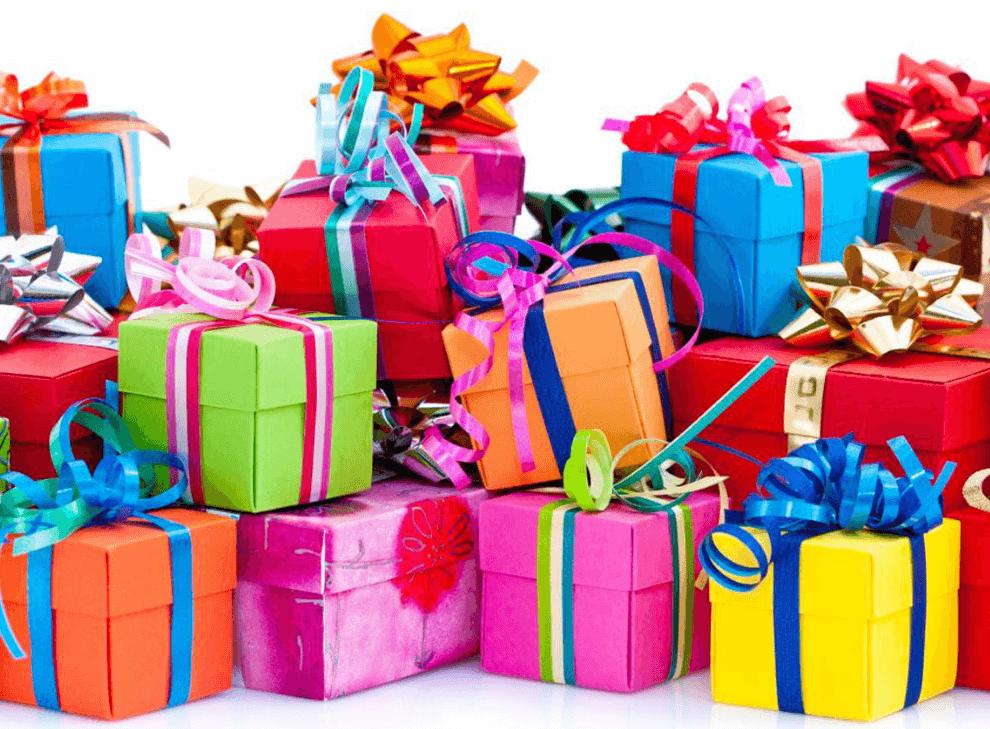 Подбор подарков