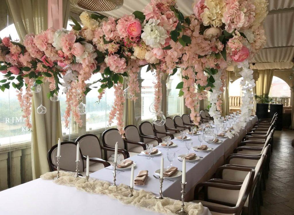 Организация дней рождения, свадеб