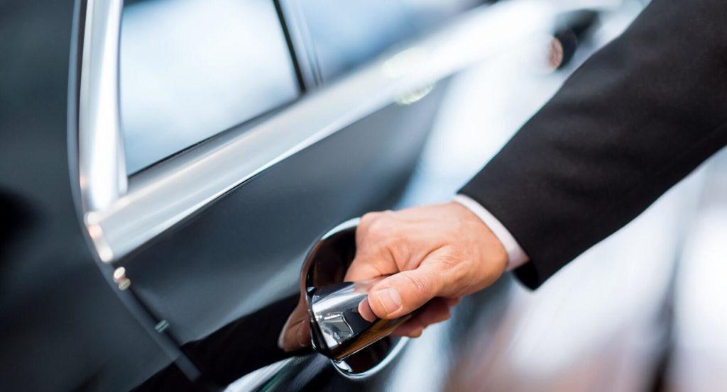Услуги частного водителя