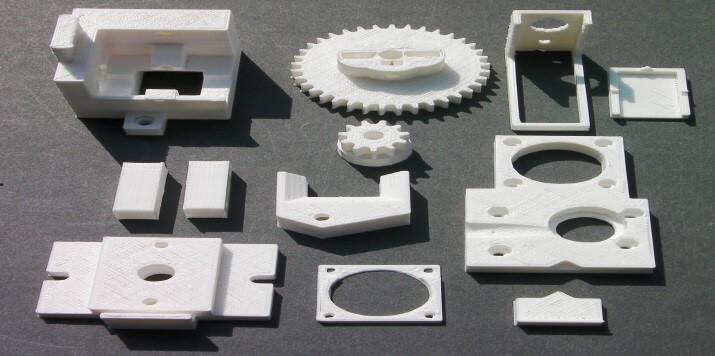 Прототипы для промышленного производства