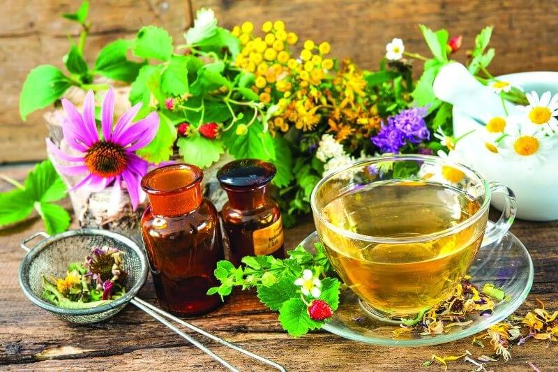 Настоящий фито-чай без химических добавок