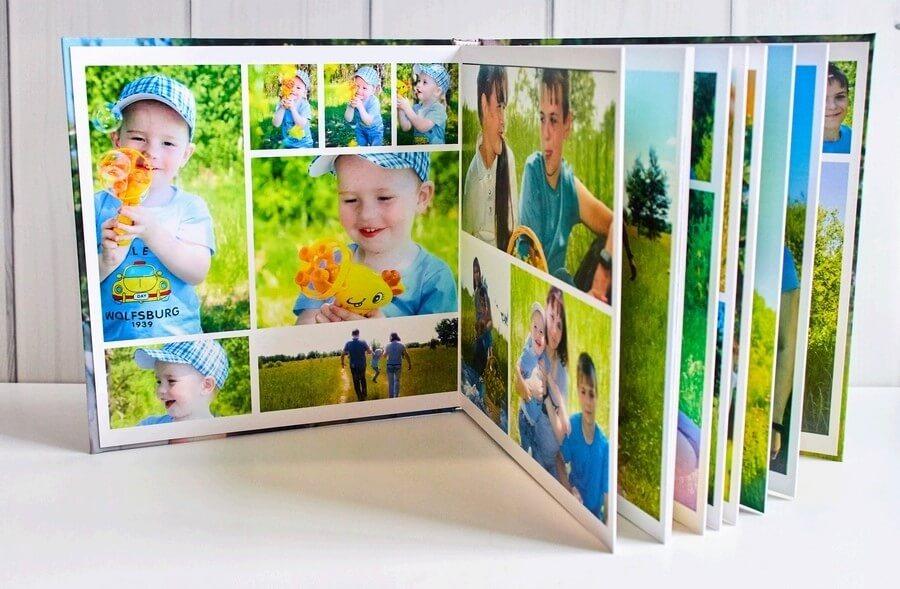 Фото-книги (печать)