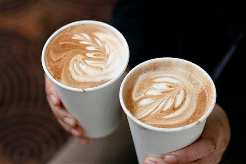 Кофе на вынос в экспресс-формате