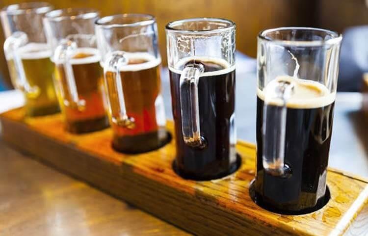 Производство живого пива