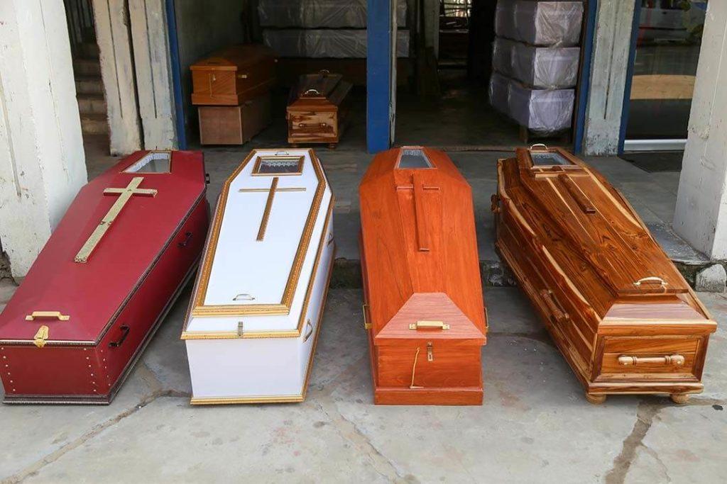 Гробы ручной работы