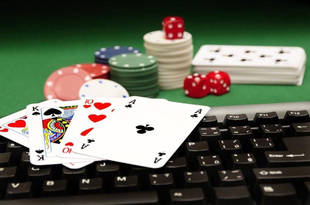 Профессиональная игра в покер