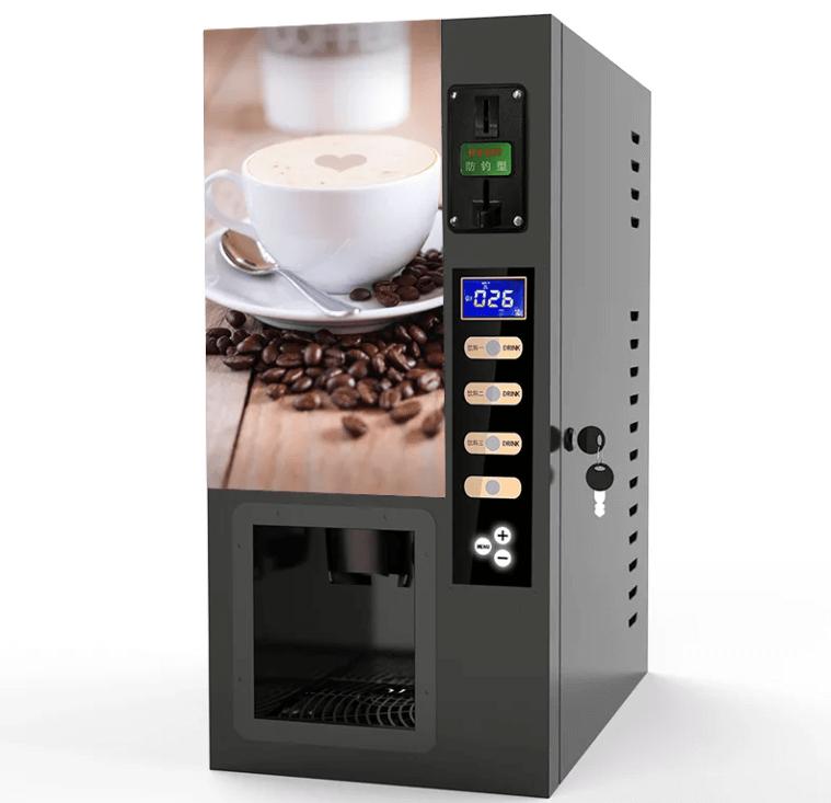 Вендинговыы автомат кофе