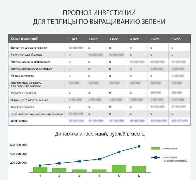 Особенности бизнеса на зелени