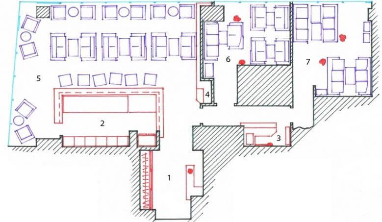 Подбор помещения