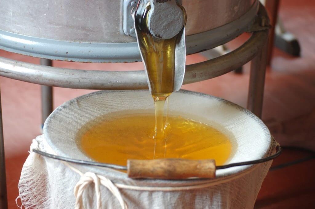 Переработка меда