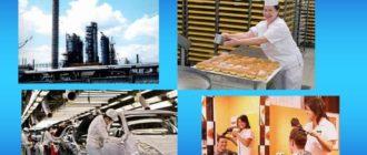 Примеры производственного бизнеса