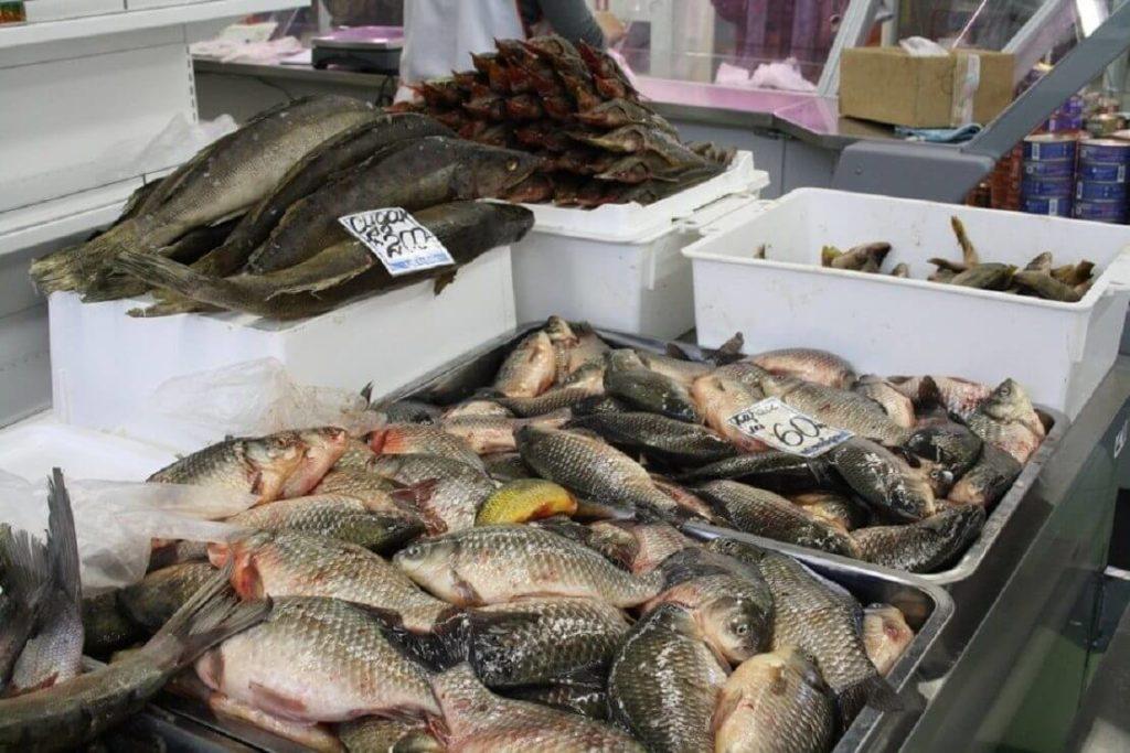 Сбыт рыбы