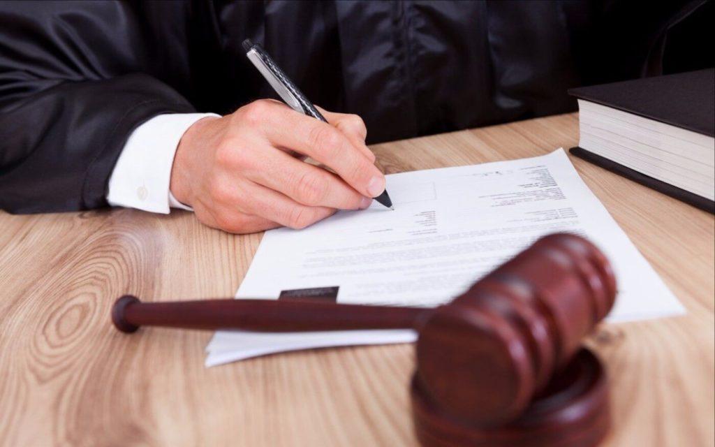 Подготовка заявления в суд