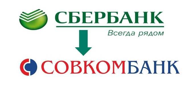 Как сделать перевод с карты Совкомбанка на карту Сбербанка
