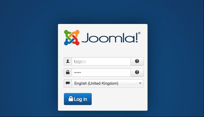Установка и настройка для Joomla, шаг 6
