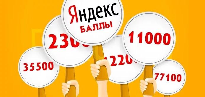 Бонусная система Яндекс Деньги